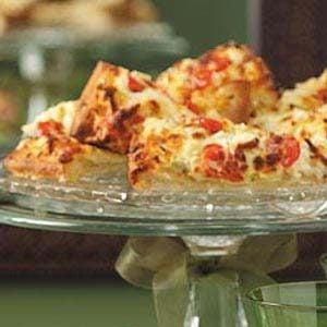 Fantastic Artichoke Pizza