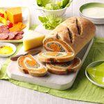 Tomato Spinach Bread