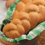 Hearty Sweet Potato Braids