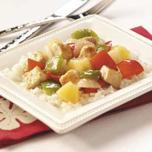 Asian Sweet-and-Sour Pork
