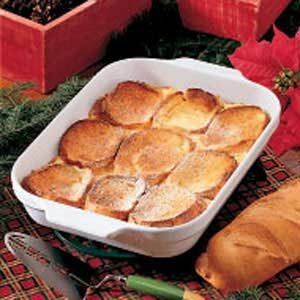 French Toast Custard