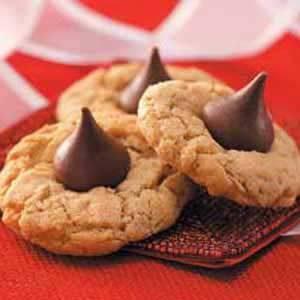 Oatmeal Kiss Cookies
