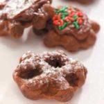Waffle Cookies