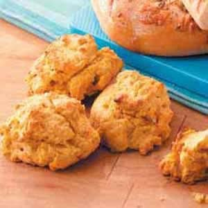 Simple Sweet Potato Biscuits