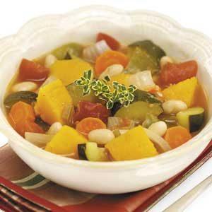 Roasted Vegetable Chili