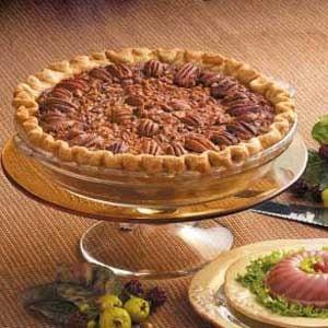 Southern Honey-Pecan Pie