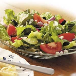 Zesty Greek Salad