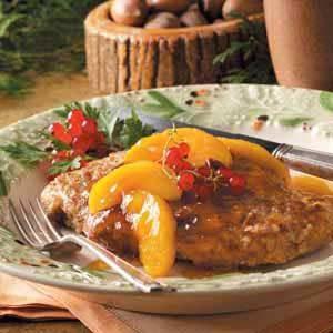 Pecan Chicken with Chutney