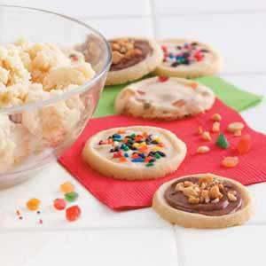 Versatile Slice 'n' Bake Cookies