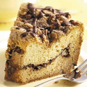 Rich Coffee Cake