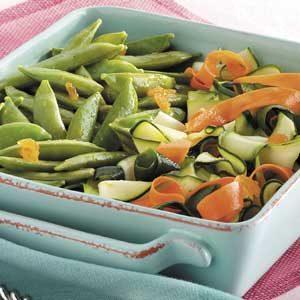 Citrus-Apricot Vegetable Glaze