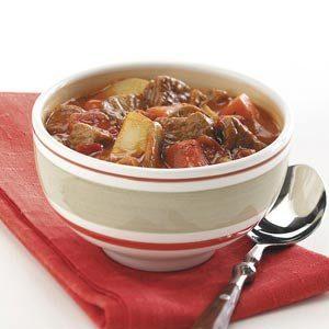 Slow Cook Beef Stew