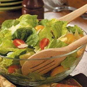 Parmesan Romaine Salad