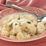 Frosted Cauliflower