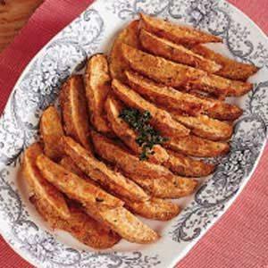 Texas Potato Wedges