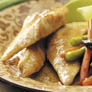 Tangy Honey-Lime Chicken