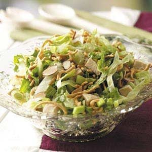 Chow Mein Chicken Salad