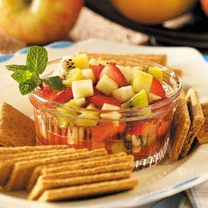 Fruit Salad Salsa