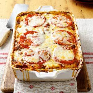 Worth It Lasagna