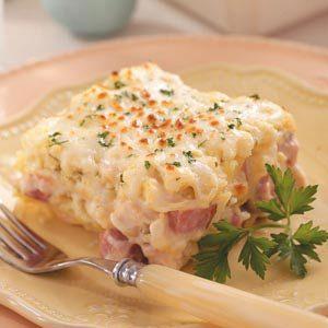 Cordon Bleu Lasagna