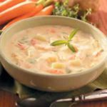 Golden Seafood Chowder