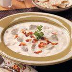 Creamy Bacon Mushroom Soup