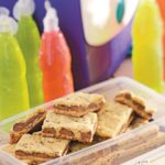 Chewy Caramel Bars