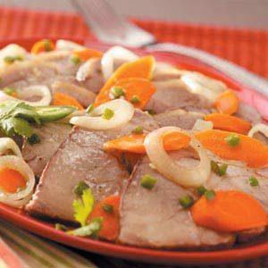 Mexican Pork Roast