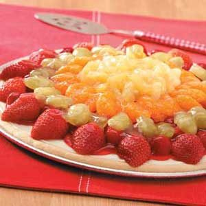 Ultimate Fruit Pizza