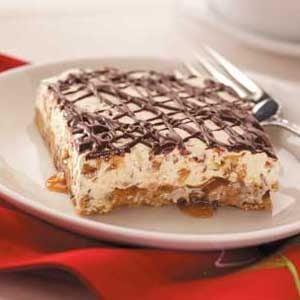 Chocolate Chip Cookie Dessert