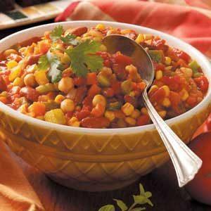 Veggie Bean Casserole