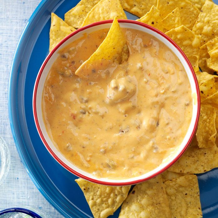 Inspired by: Tostito's Salsa con Queso