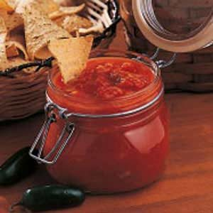 Gail's Homemade Salsa