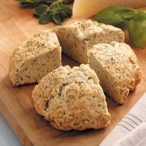 Parmesan Herb Loaf