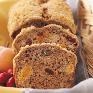 Streusel Fruit Bread