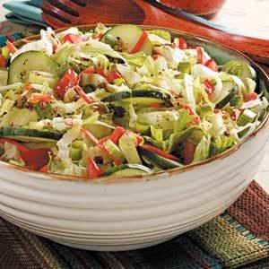 Contest-Winning Garden State Salad