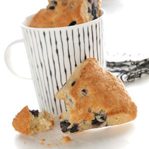 Blueberry Orange Scones