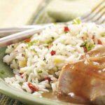 Simple Lemon Rice