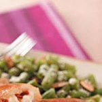 Quick Herbed Green Beans