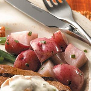 Basil Red Potatoes for 2