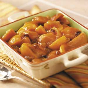 Apricot Sweet Potato Bake