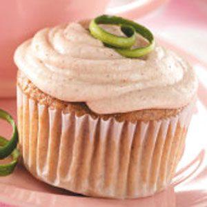 Raisin-Zucchini Spice Cupcakes