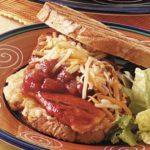 Mexican Chicken Sandwiches