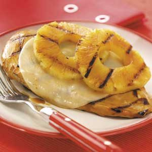 Pineapple Teriyaki Chicken