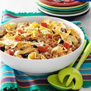 Crowd-Pleasing Taco Salad