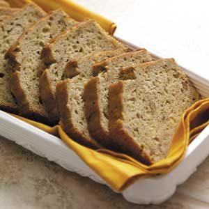 Makeover Pineapple Zucchini Bread