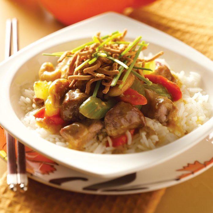 Asian Pork