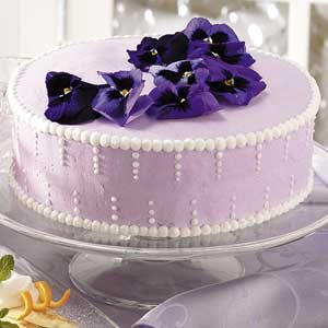 Special-Occasion White Cake