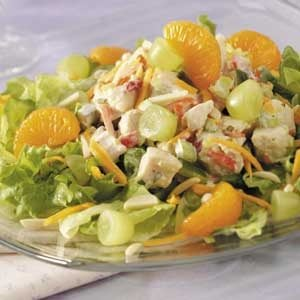 Simple Luncheon Salad