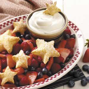 Stars and Stripes Forever Dessert